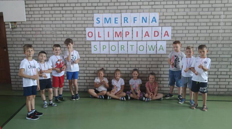 SMERFNA OLIMPIADA SPORTOWA